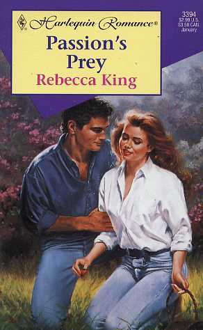 Passion's Prey (Harlequin Romance, No 3394)