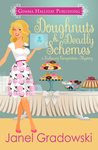 Doughnuts & Deadly Schemes (Culinary Competition, #3)
