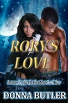 Rory's Love (Aurora, Psychic for the Stars Book One)
