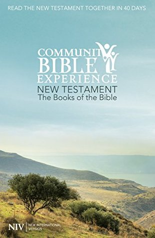 The Books of the Bible (NIV): New Testament: Community Bible Experience (New International Version)