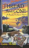 Thread and Gone (Mainely Needlepoint #3)