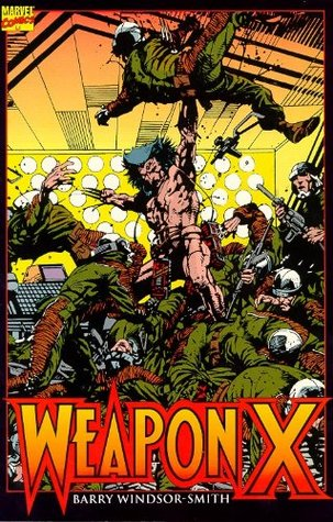 Weapon X (wolverine) (Marvel Comics) by Barry Windsor-Smith