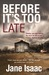 Before It's Too Late (Detective Inspector Will Jackman #1)