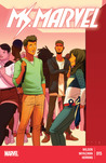 Ms. Marvel, #15: Crushed, Part III