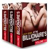 Boxed Set: At the Billionaire's Command - Vol. 1-3 (At the Billionaire's Command Box Set)