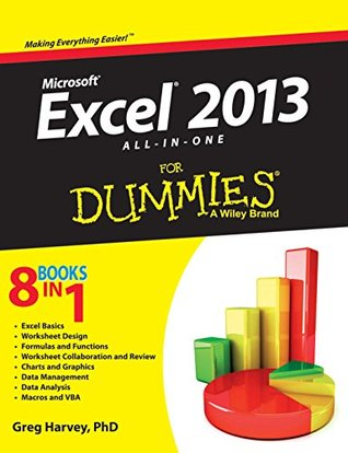 Microsoft Excel 2013 All-In-One for Dummies