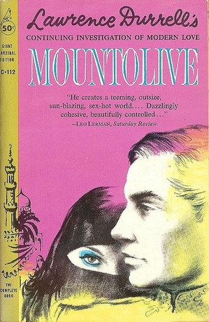 Mountolive by Lawrence Durrell