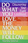 Do What You Love the Money Will Follow: Discovering Your Right Livelihood