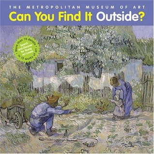 Can You Find It Outside?: Search and Discover for Young Art Lovers