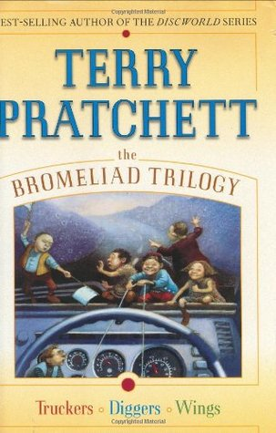 The Bromeliad Trilogy by Terry Pratchett