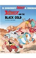 Asterix and the Black Gold by Albert Uderzo