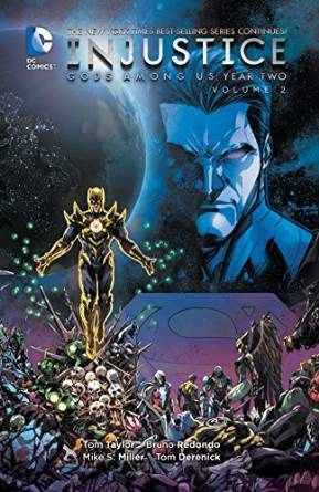 Read Injustice Gods Among Us Year Two Vol 2 By Tom Taylor Book Online Or Download Pdf Elsie3197