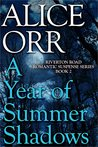 A Year of Summer Shadows (Riverton Road Romantic Suspense Book 2)