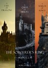 A Fate of Dragons/A Quest of Heroes/A March of Kings (The Sorcerer's Ring, #1-3)