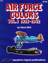 Air Force Colors, 1926-1942