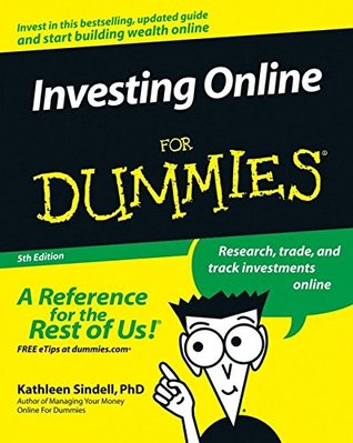Investing Online For Dummies (For Dummies (Lifestyles Paperback))