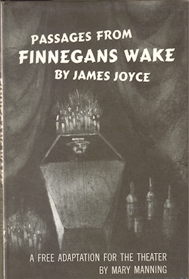 Passages from Finnegans Wake by Mary Manning Howe Adams