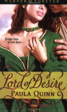 Lord of Desire by Paula Quinn