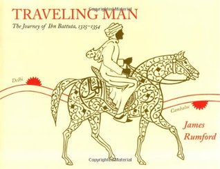 Traveling Man by James Rumford