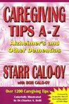 Caregiving Tips A-Z Alzheimer's & Other Dementias
