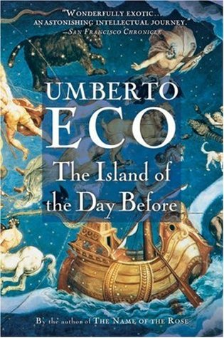 The Island of the Day Before by Umberto Eco