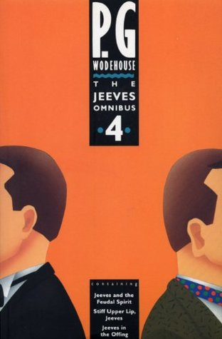The Jeeves Omnibus Vol. 4 by P.G. Wodehouse