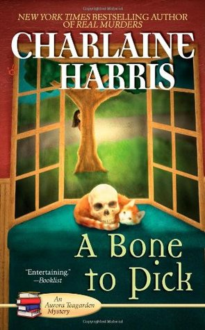 A BONE TO PICK paperback