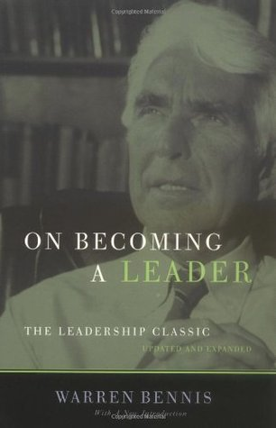On Becoming a Leader by Warren G. Bennis