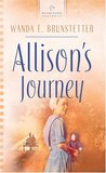 Allison's Journey (Brides of Webster County, #4)