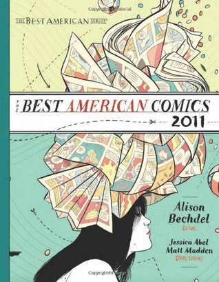 The Best American Comics 2011 by Alison Bechdel