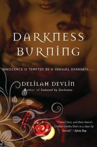 Darkness Burning (Dark Realm #3)
