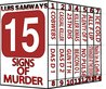 15 Signs Of Murder (Fifteen thrillers)