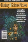 The Magazine of Fantasy & Science Fiction, July/August, 2015