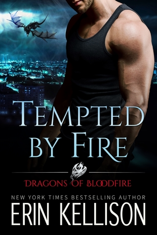 Dragons of Bloodfire, books 1-3 - Erin Kellison