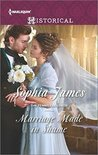Marriage Made in Shame (The Penniless Lords #2)