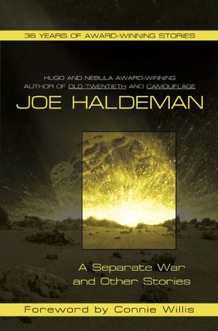 A Separate War and Other Stories by Joe Haldeman