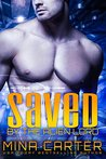 Saved by the Alien Lord (Warriors of the Lathar #2)