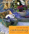 "Embroidery (""Country Living"" Needlework Collection)"