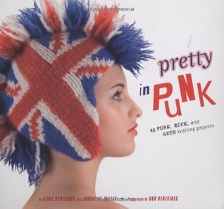 Pretty in Punk by Alyce Benevides