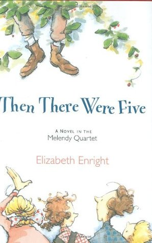 Then There Were Five by Elizabeth Enright