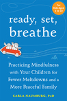 Ready, Set, Breathe: Practicing Mindfulness with Your Children for Fewer Meltdowns and a More Peaceful Family