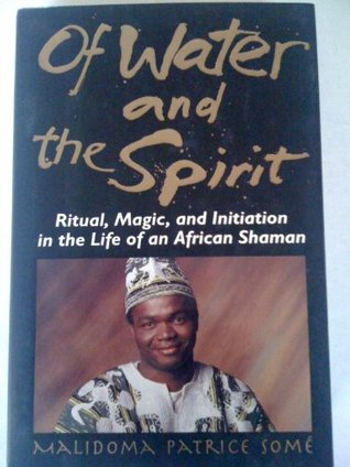 Of Water And Spirit by Malidoma Patrice Somé