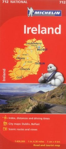 Ireland (Maps/Country (Michelin))
