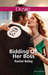 Bidding on Her Boss (The Hawke Brothers, #2)