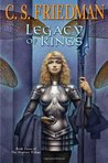 Legacy of Kings (The Magister Trilogy, #3)