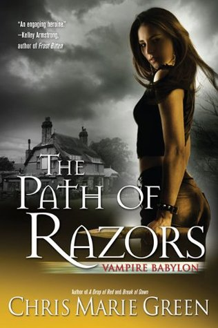 The Path of Razors by Chris Marie Green