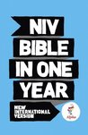 NIV Alpha Bible In One Year (Bible Niv)