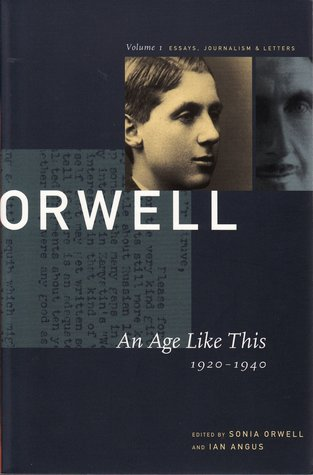 he collected essays journalism and letters of george orwell Download and read collected essays journalism and letters of george orwell collected essays journalism and letters of george orwell in what case do you like reading.