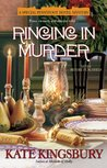 Ringing In Murder (Pennyfoot Hotel Mystery, #16)