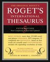 Roget International Thesaurus